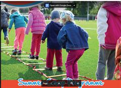 Campa Samhraidh/Summer Camp