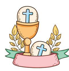An Chéad Comaoineach/First Communion